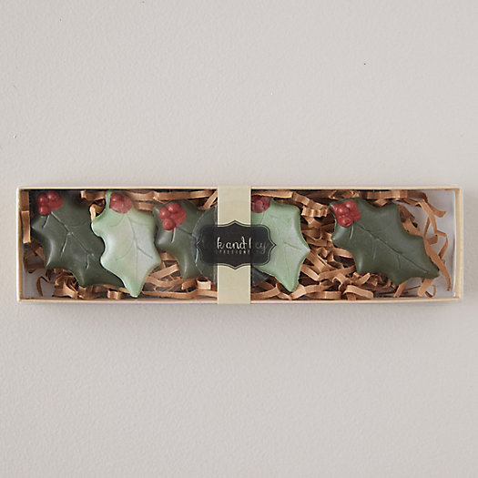 View larger image of Holly Leaf Chocolates