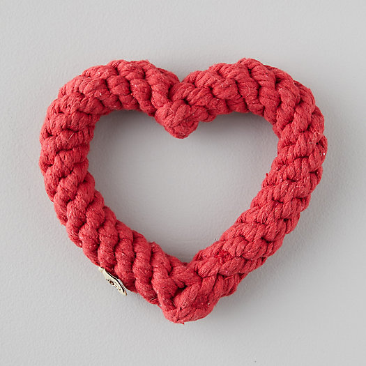 View larger image of Red Heart Rope Dog Toy