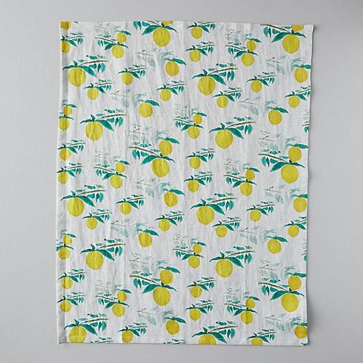 View larger image of Zesty Lemon Tea Towel