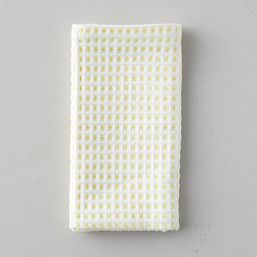 View larger image of Waffle Weave Cotton Napkin
