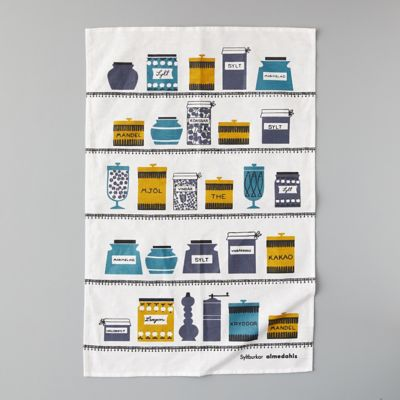 Spice Rack Tea Towel