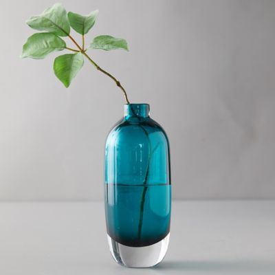 Column Suspension Glass Bud Vase