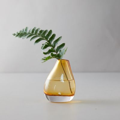 Asymmetrical Suspension Glass Vase, Small