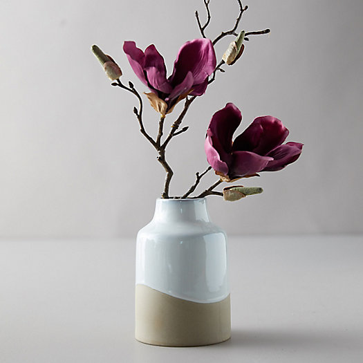 View larger image of Ceramic Color Drip Vase