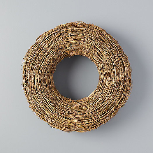 View larger image of Wrapped Bamboo Wreath