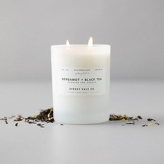 View larger image of Sydney Hale Candle, Bergamot + Black Tea