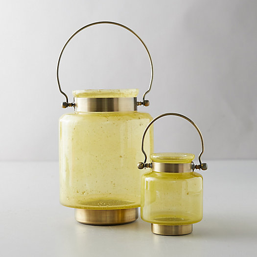View larger image of Bubble Glass Lanterns