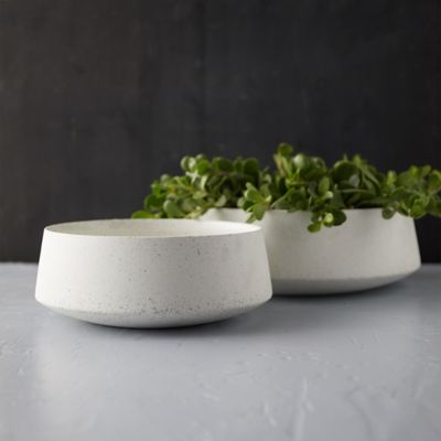 Earthenware Bowl Planter