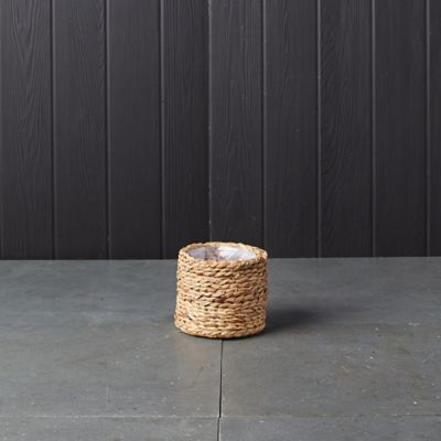 Cylinder Basket Planter