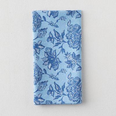 Riviera Florals Cotton Napkin