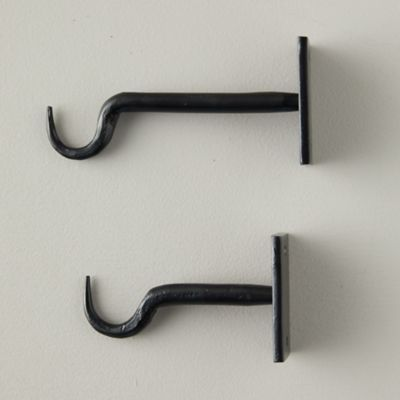 Forged Iron Hook Bracket