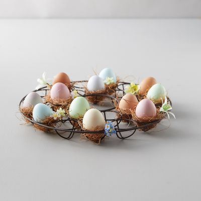 Wire Egg Carrier, Low
