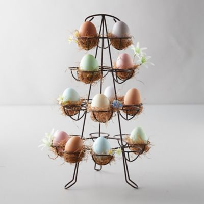 Wire Egg Carrier, Tall