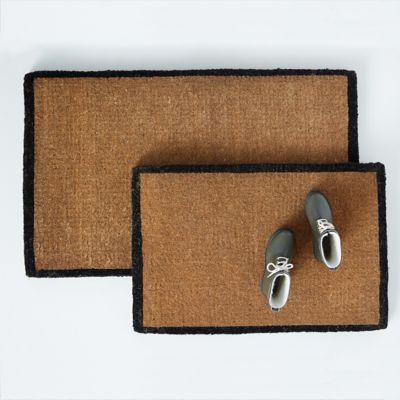 Graphic Border Doormat