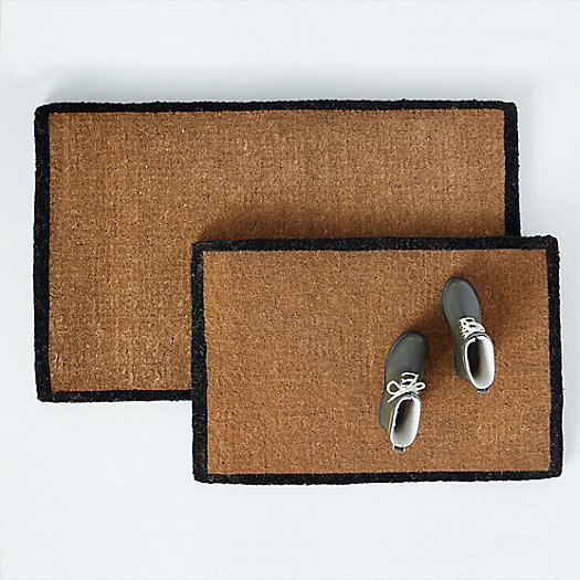 View larger image of Graphic Border Doormat