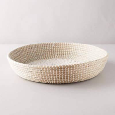 Seagrass + Water Hyacinth Oversized Bowl