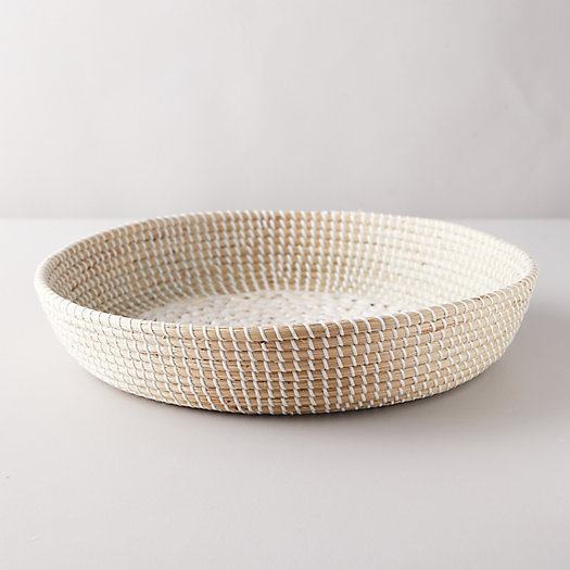 View larger image of Seagrass + Water Hyacinth Oversized Bowl