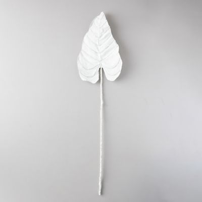 Canvas Anthurium Leaf Stem