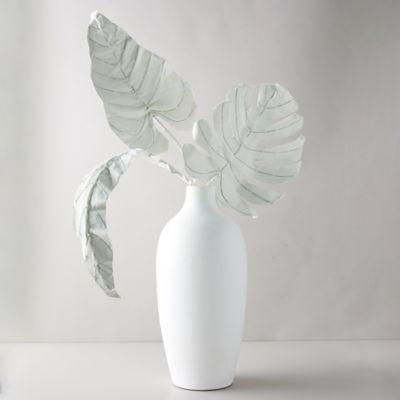Canvas Anthurium Leaf Stem