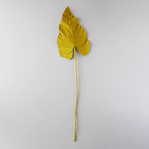 View larger image of Canvas Anthurium Leaf Stem