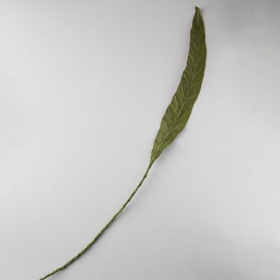 Canvas Cala Lily Leaf Stem