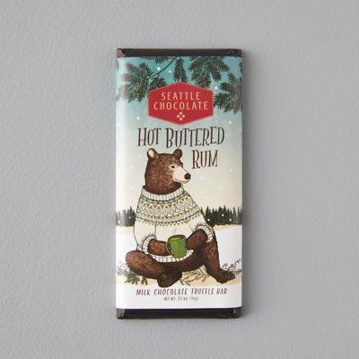 Hot Buttered Rum Dark Chocolate Truffle Bar