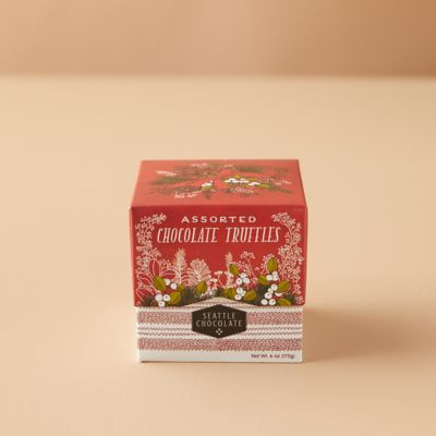 Woodland Cheer Chocolate Truffle Gift Box