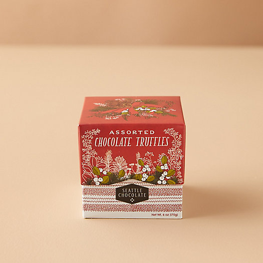 View larger image of Woodland Cheer Chocolate Truffle Gift Box