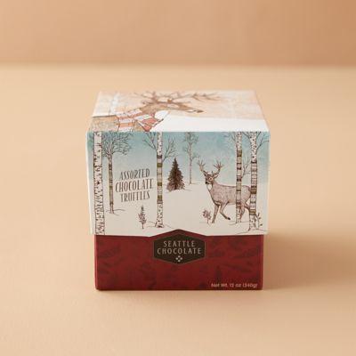 Woodland Buck Chocolate Truffle Gift Box