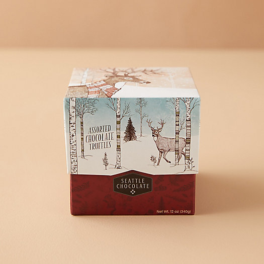 View larger image of Woodland Buck Chocolate Truffle Gift Box