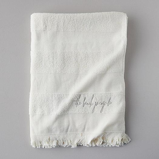 View larger image of Turkish Cotton Pool Towel