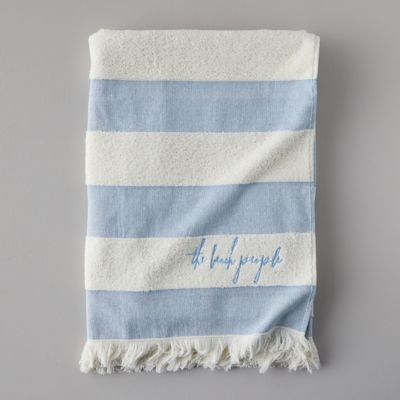 Turkish Cotton Pool Towel