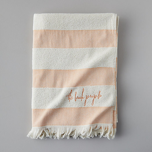 View larger image of Turkish Cotton Pool Towel