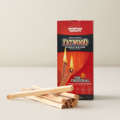 Firestarter Firewood, 1.5 Pound