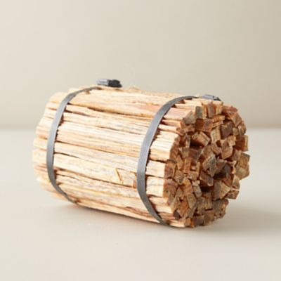 Fire Starter Firewood, 4 Pound Bundle