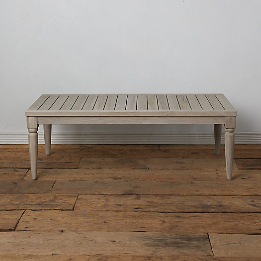 View larger image of Shoreham Teak Coffee Table