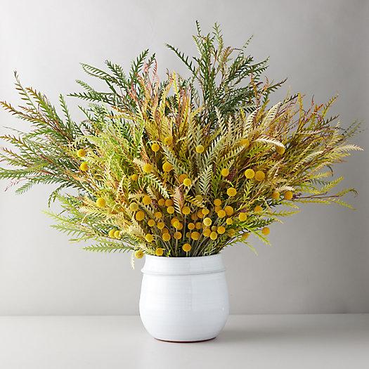View larger image of Grevillea + Craspedia Bouquet