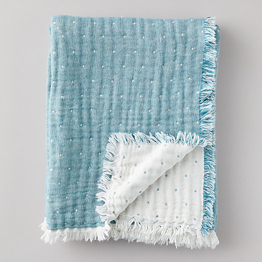 View larger image of Cozi Reversible Throw