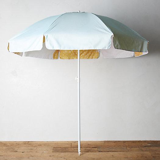 View larger image of Juicy Lemon Beach Umbrella