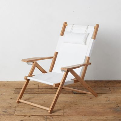 Weekender Backpack Teak Lounge Chair