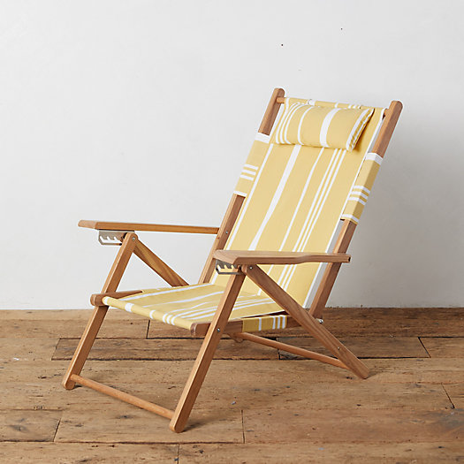 View larger image of Weekender Backpack Teak Lounge Chair