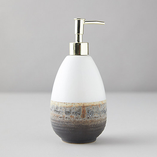 View larger image of Stoneware Soap Dispenser