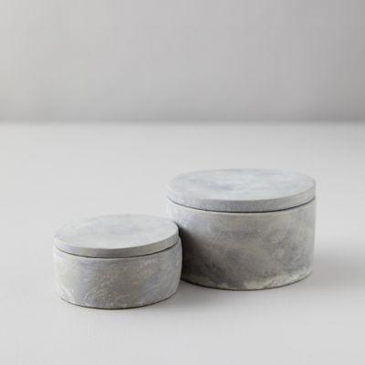 Cement Bath Storage Container