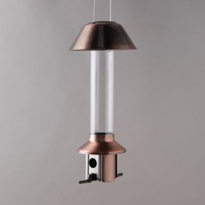 Copper PestOff Bird Feeder