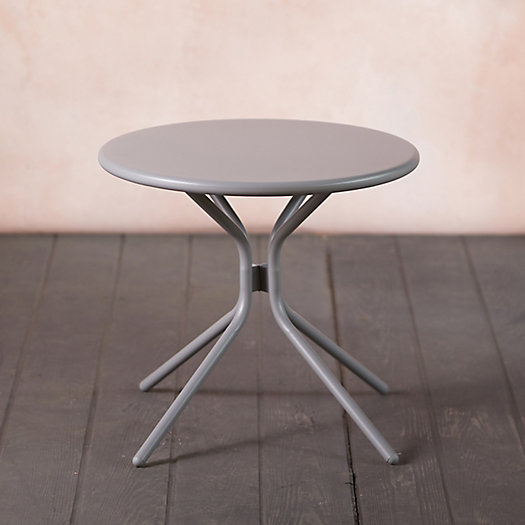 View larger image of Oxbow Steel Side Table