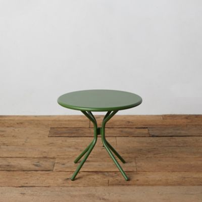Oxbow Steel Side Table