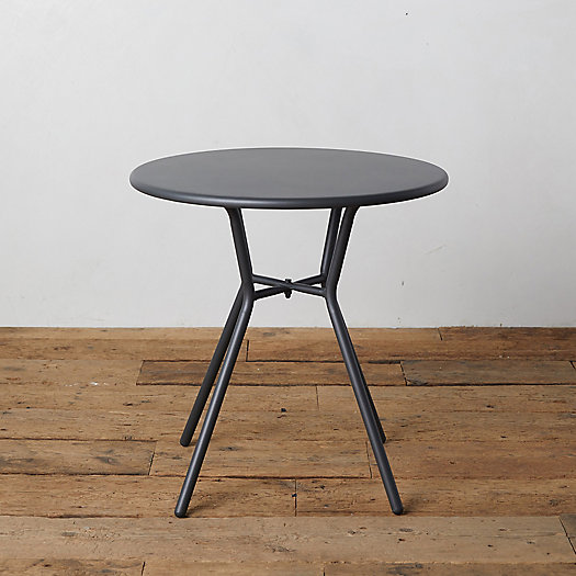 View larger image of Oxbow Steel Dining Table, Small