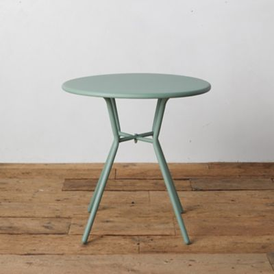 Oxbow Steel Dining Table