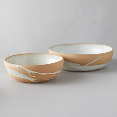 Speckled Splash Stoneware Bowl