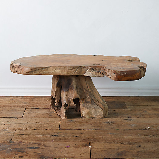 View larger image of Teak Root Coffee Table